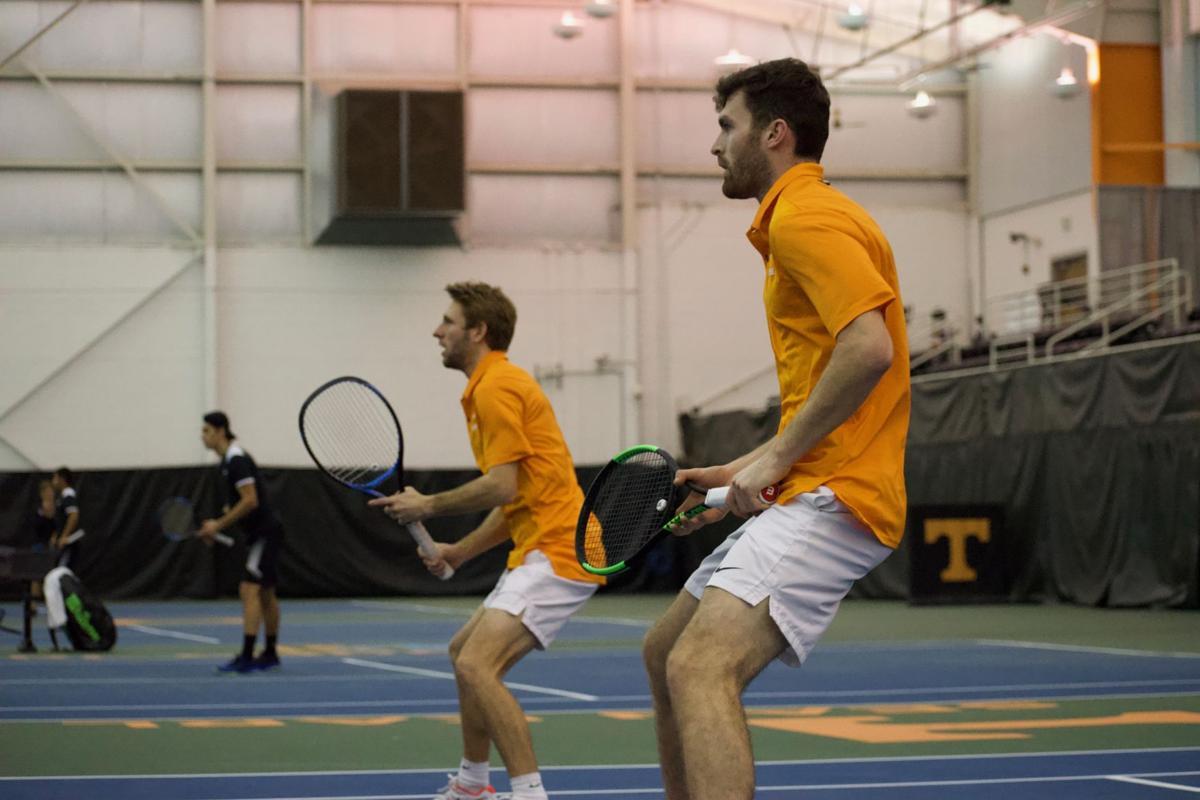 Vols Tennis vs Georgia State
