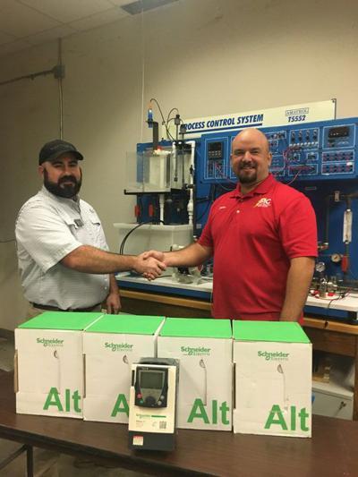 MC Electrical donates to foundation