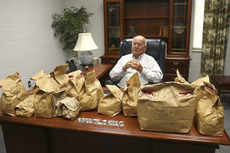 LCSO seizes $50K worth of pot
