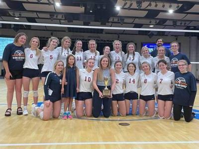 Valwood volleyball wins GISA AAA State Championship