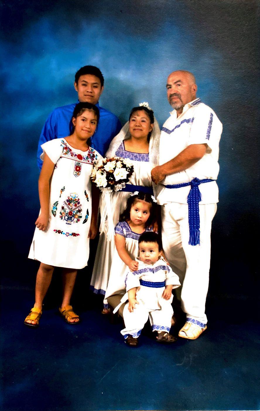Julia and Vincente wedding