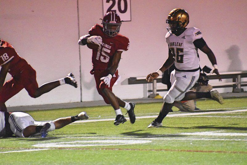 Little guy, big game: Lowndes cornerback Belcher uses family, teammates for motivation