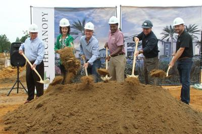 North Oak Street Extension facility to house senior citizens