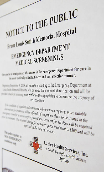 Not An Emergency Then Don T Go To Er Go To Your Doctor Local