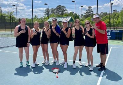 Berrien girls tennis advances to Final Four