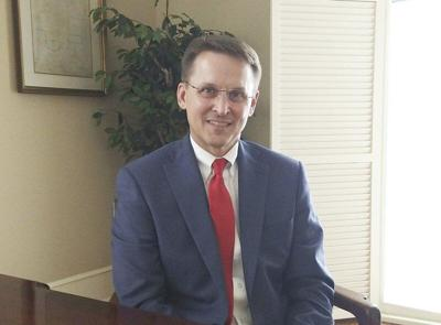 Voyles wraps up law practice to become a judge