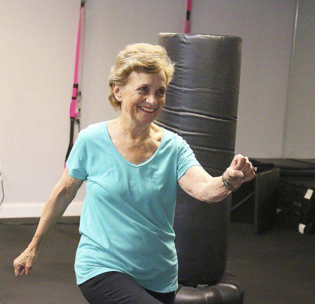 Parkinson's Patients Fight Disease In Ring