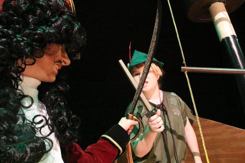 Peter Pan: Drama Kids off to Never Never Land