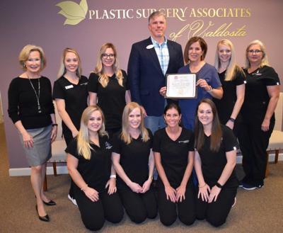 Plastic Surgery Associates goes premium at chamber