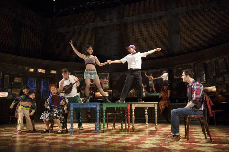 Broadway shows top 2019-20 Presenter Series