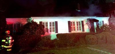House burns on Williams Street