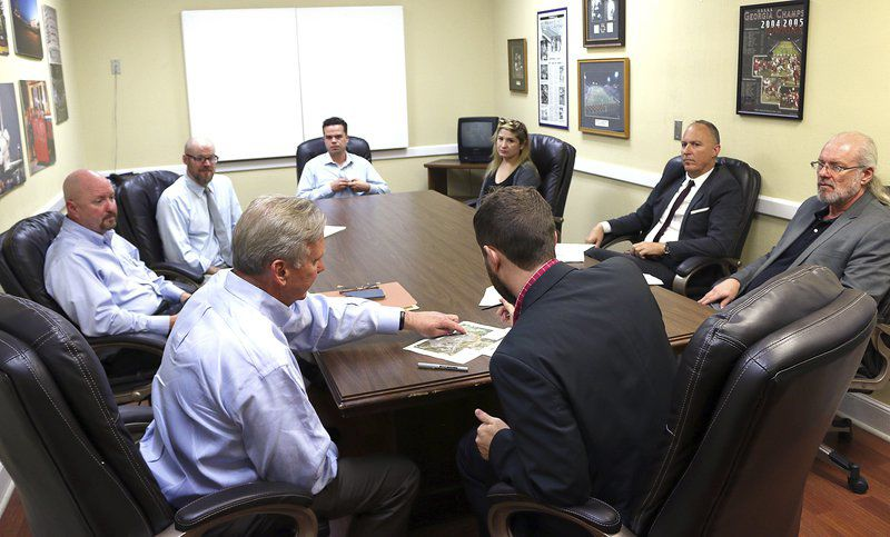 State IDs Downtown Valdosta truck bypass routes