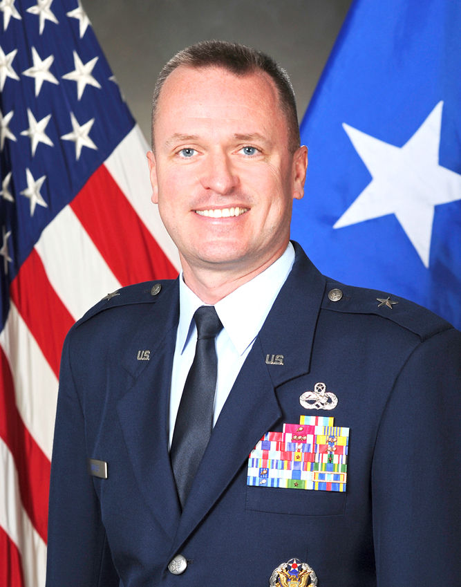 Brig. Gen. Carl Buhler