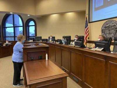 Lowndes County Commission tables 2021 budget