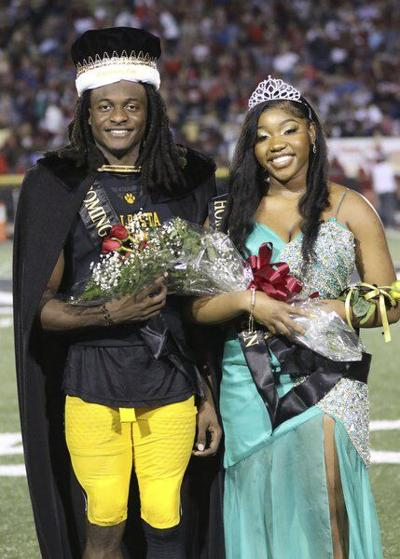 VHS homecoming king, queen named