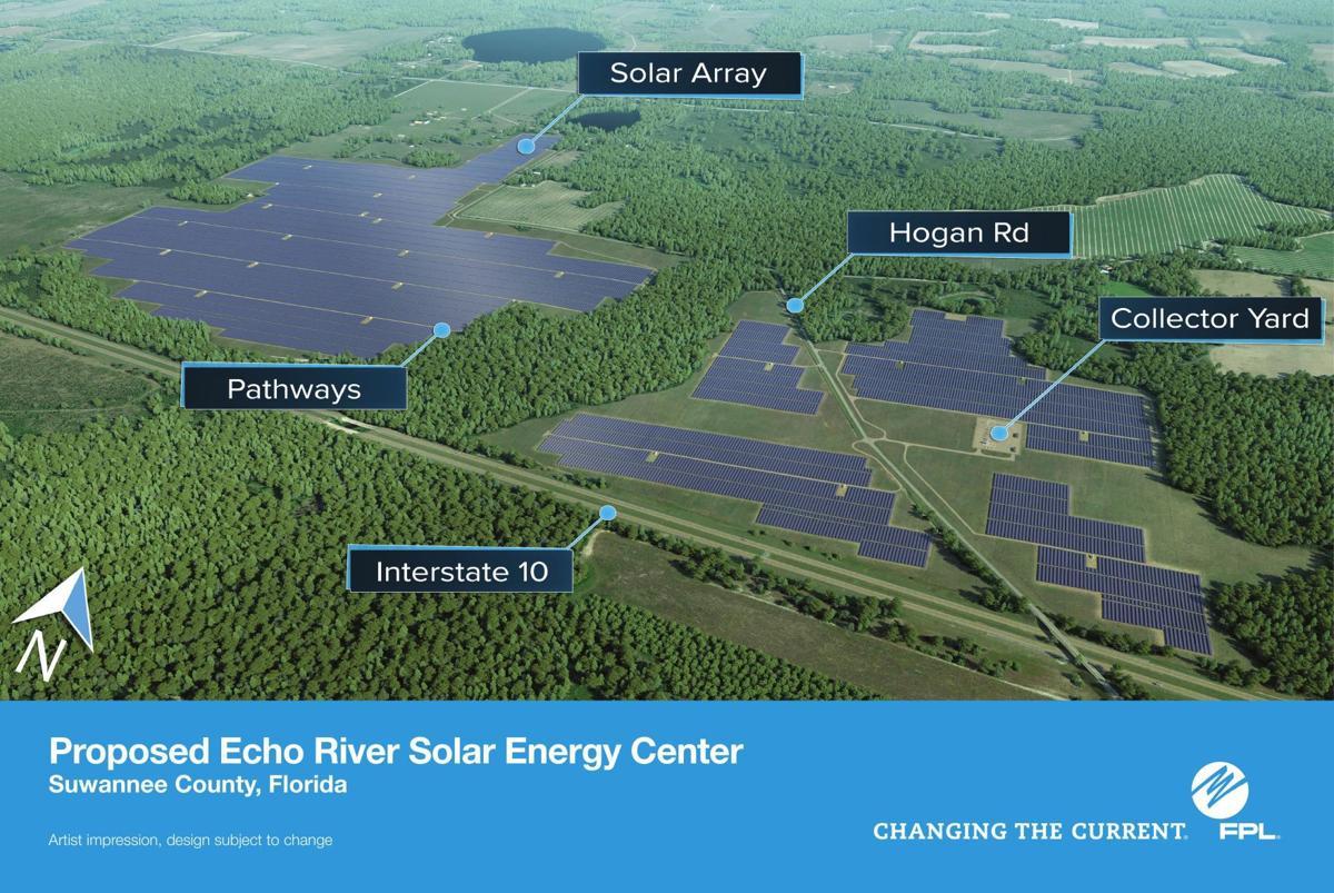 Echo River Solar Energy Center
