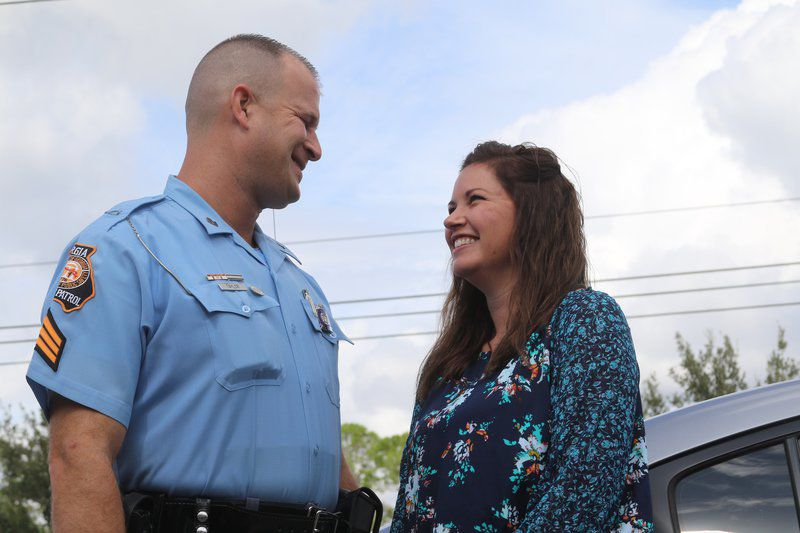 Backing the Blue: Police wives give inside look at life in law enforcement