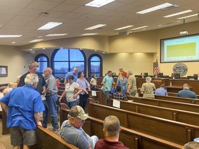 Rural rezoning frustrates residents