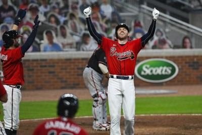 Will the Braves be challenged within the division?