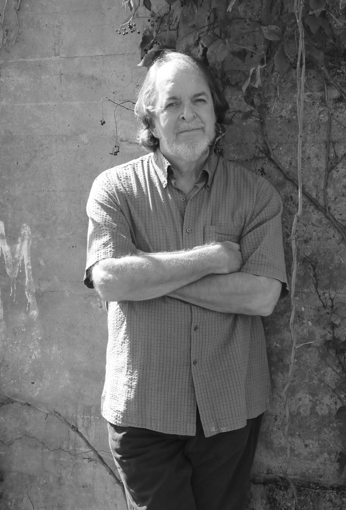 Poet John Griffin returns to read from Meltdown