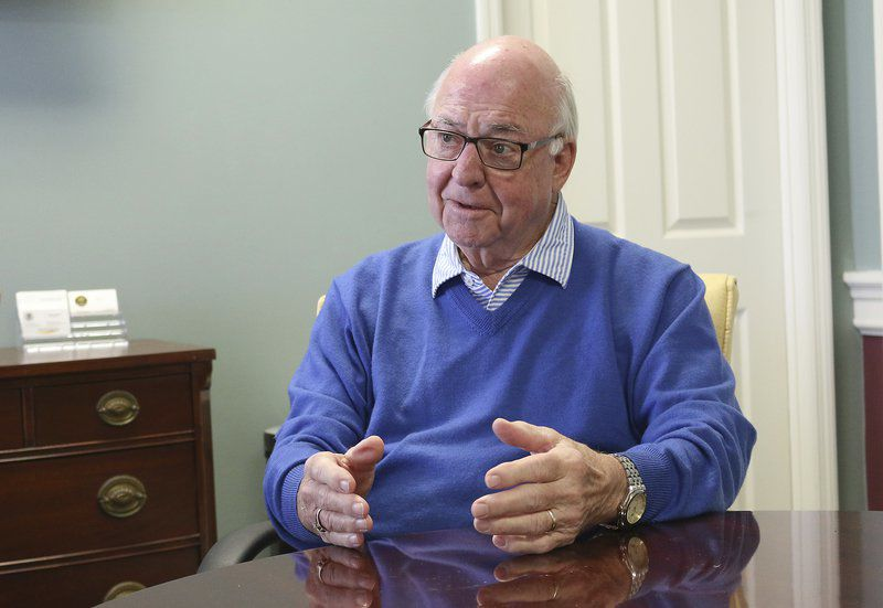 Gayle & Farewell: Mayor looks back at eight years in office