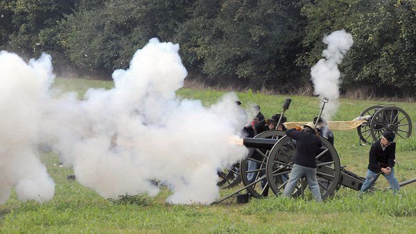 History comes alive as Battle of Tunnel Hill returns this