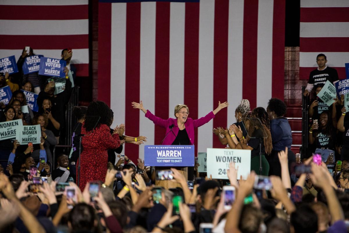 Warren speech Clark Atlanta University