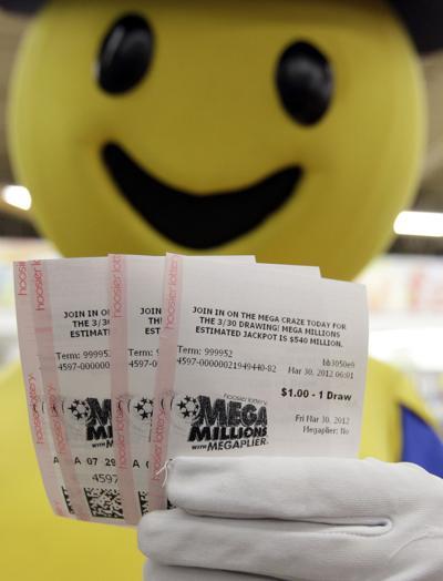 Mega Millions jackpot increases to $640 million