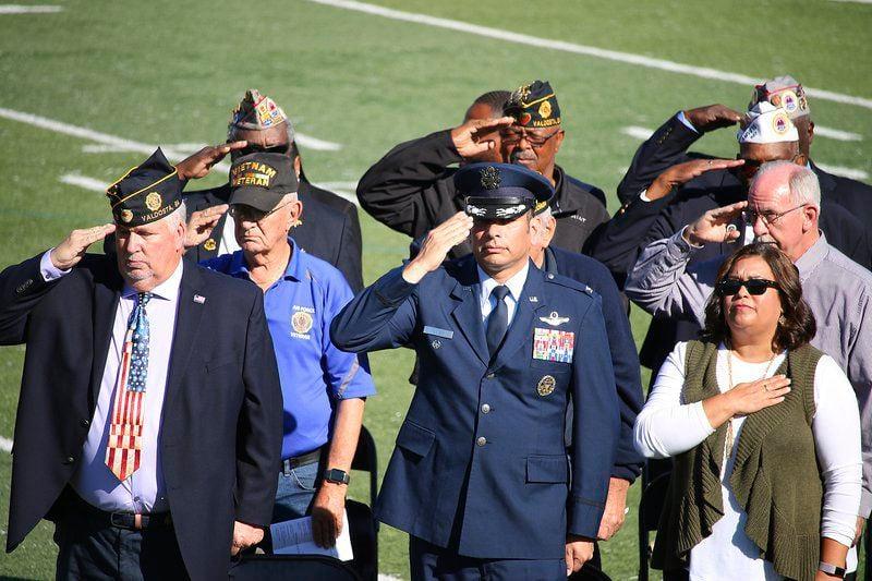 Veterans Day: Vets honored across Valdosta