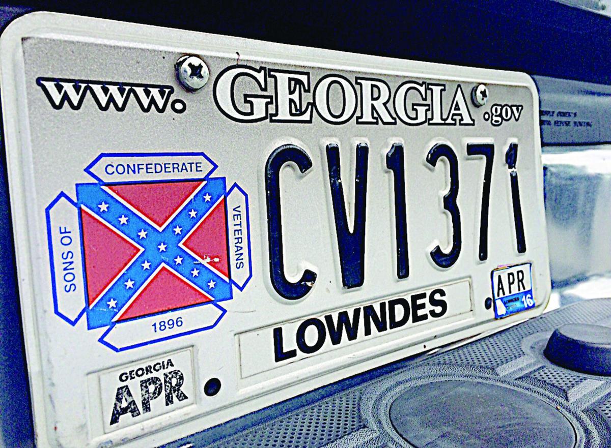 Symbols of Confederacy under scrutiny