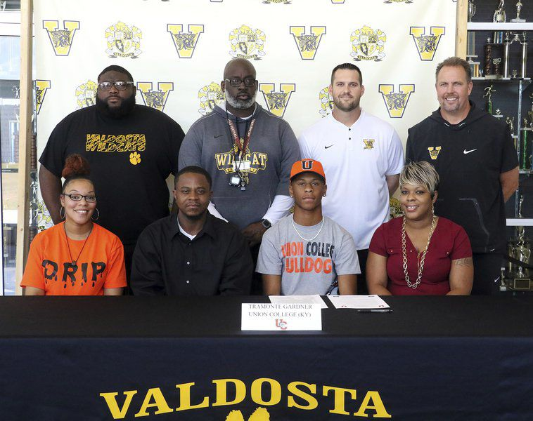 Worth the wait: 'Cats cornerback Gardner signs with Union College