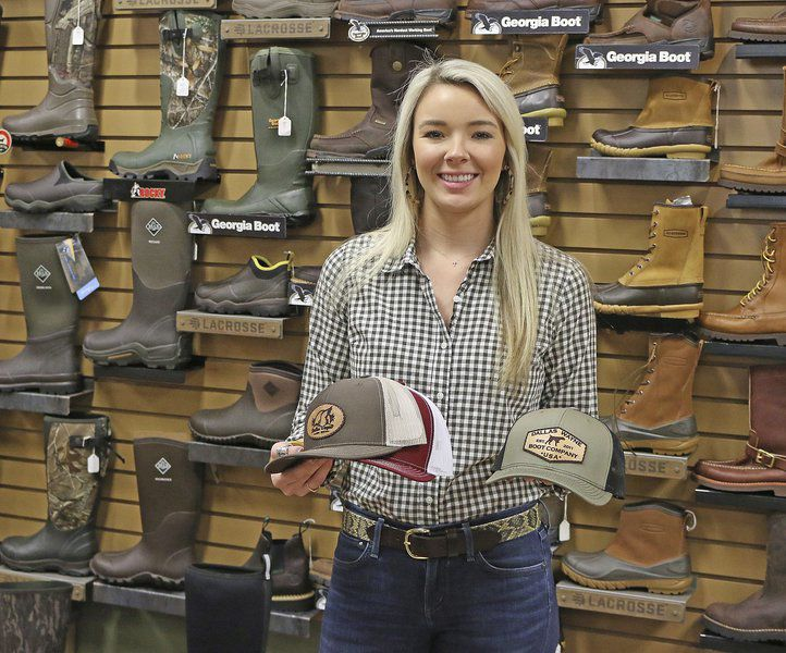 Dallas Wayne Boot Company: These boots were made for walking