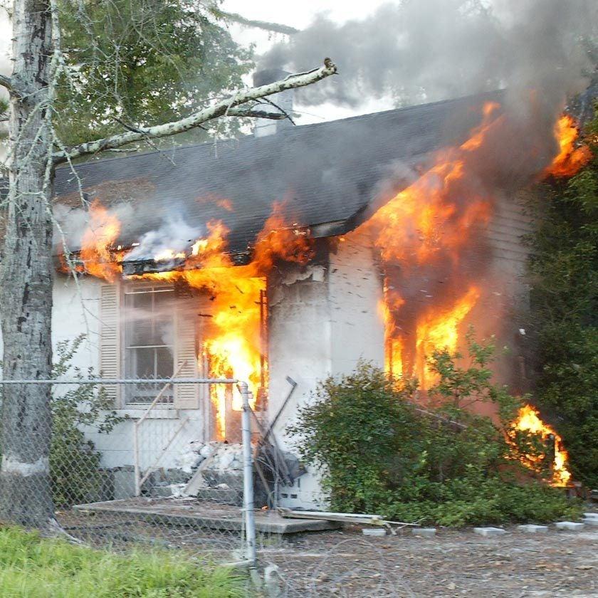 VDT House fire