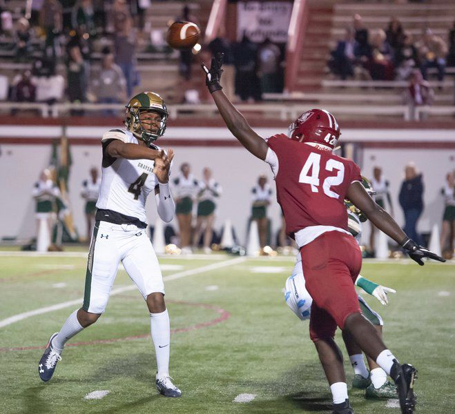 Closed Curtain: Lowndes' goal line stand propels them into state semifinals