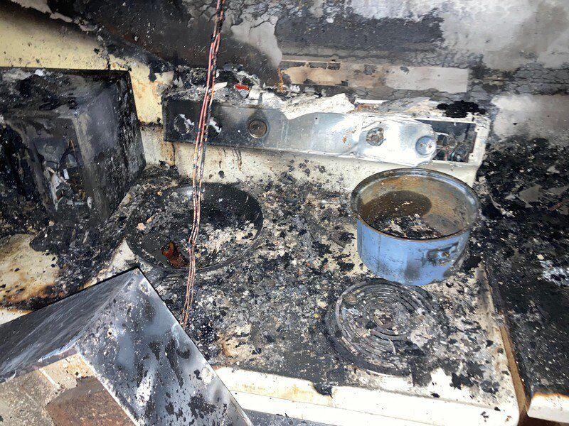VFD offers safe cooking tips