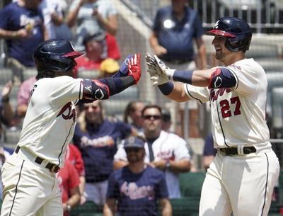Braves feeling confident again