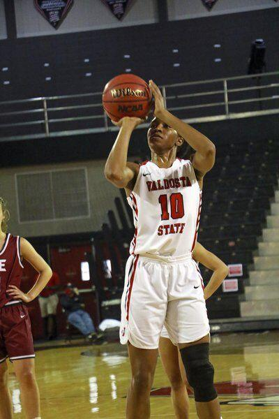 No. 8 Lady Blazers head to No. 16 Lee for pair of key GSC contests