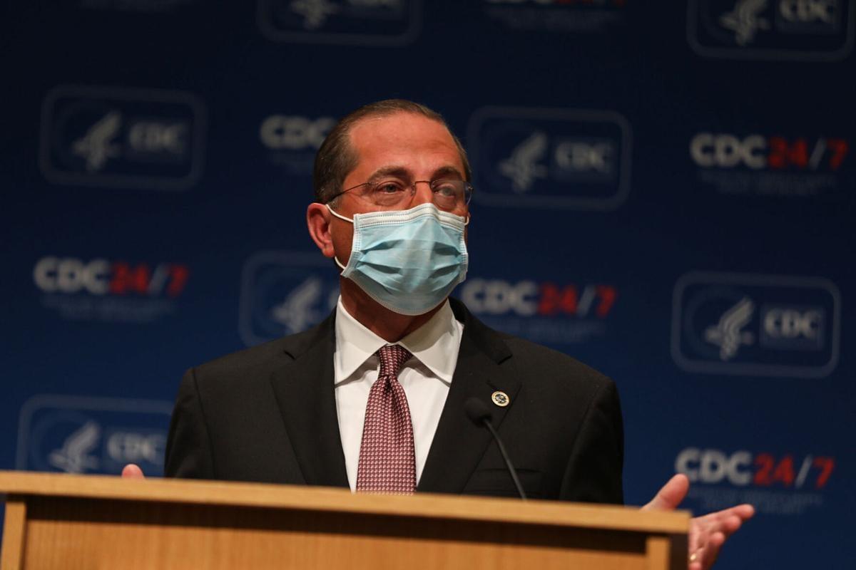 Alex Azar, CDC