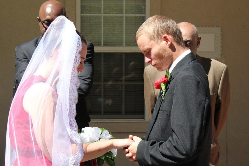 Love of a Lifetime: Couple marries at homeless shelter