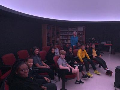 VECA visits VSU Planetarium