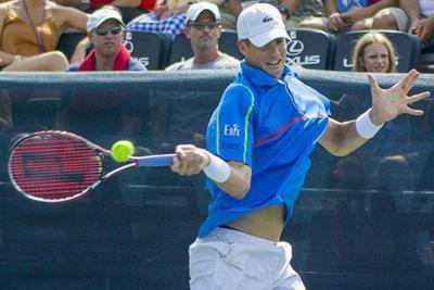 Looking back on Wimbledon: Former Bulldog John Isner wins the longest match in tennis history