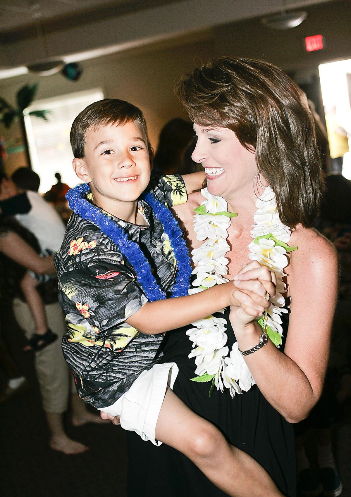 Mothers sons dance the night away Local News