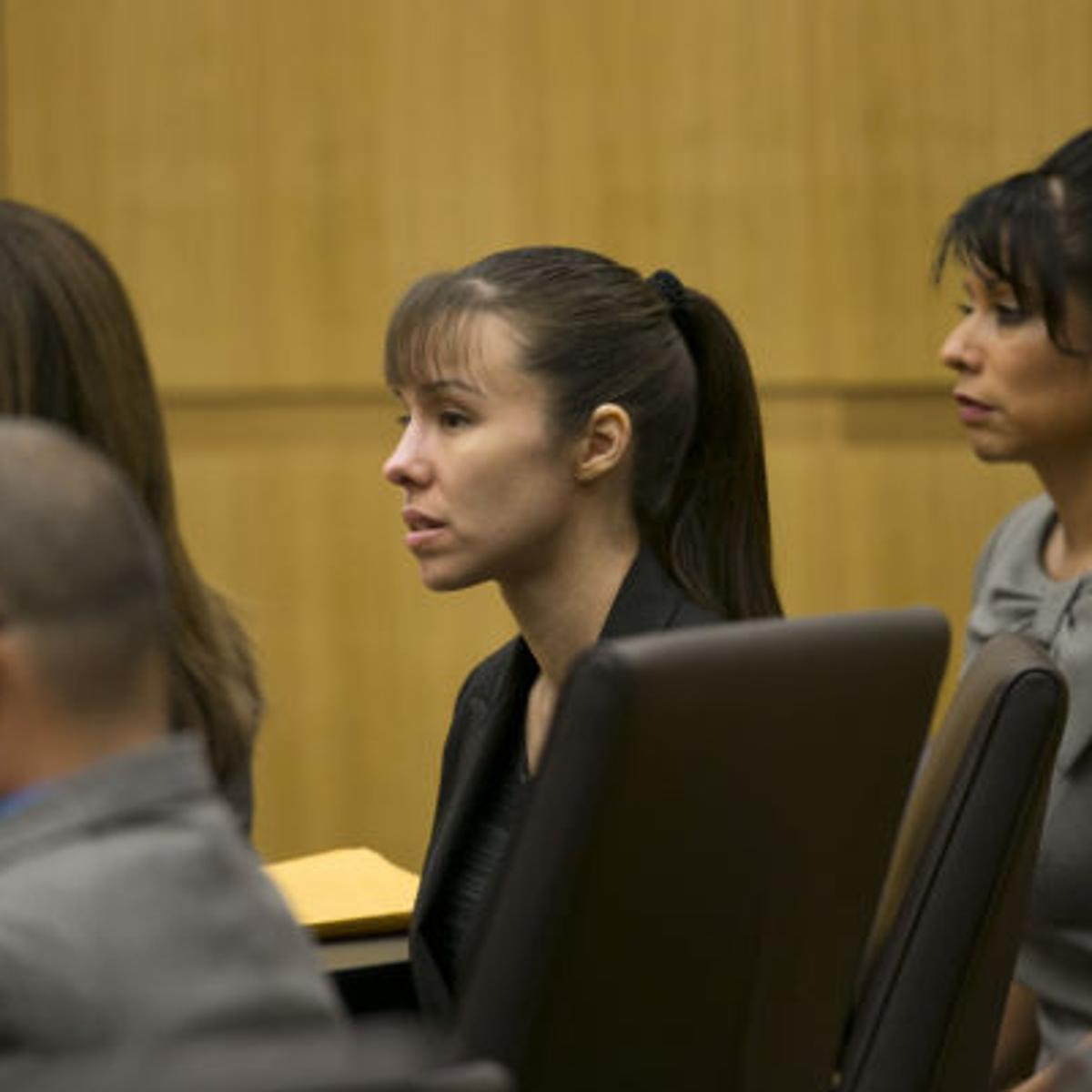 Jodi Arias Sex Pics jurors deadlock on jodi arias penalty; retrial set | news