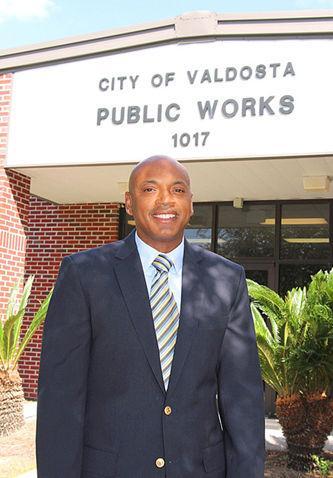Richard Hardy, Public Works Director, City of Valdosta