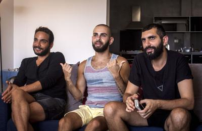 Fadi Daeem, Khader Abu Seif, Naeem Jiryes