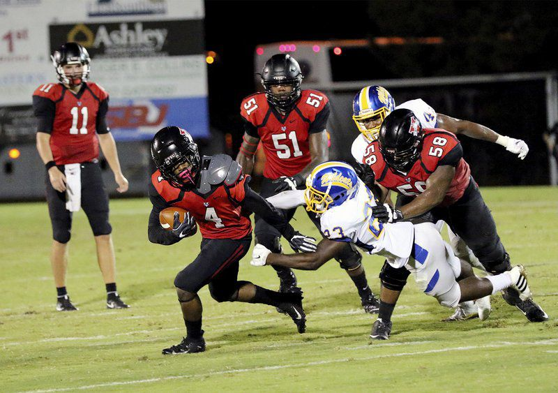 Valdosta State's offense ranks as one of nation's best ...