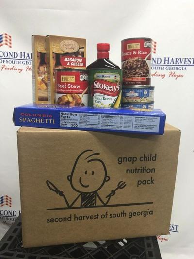 Second Harvest now offers child nutrition boxes