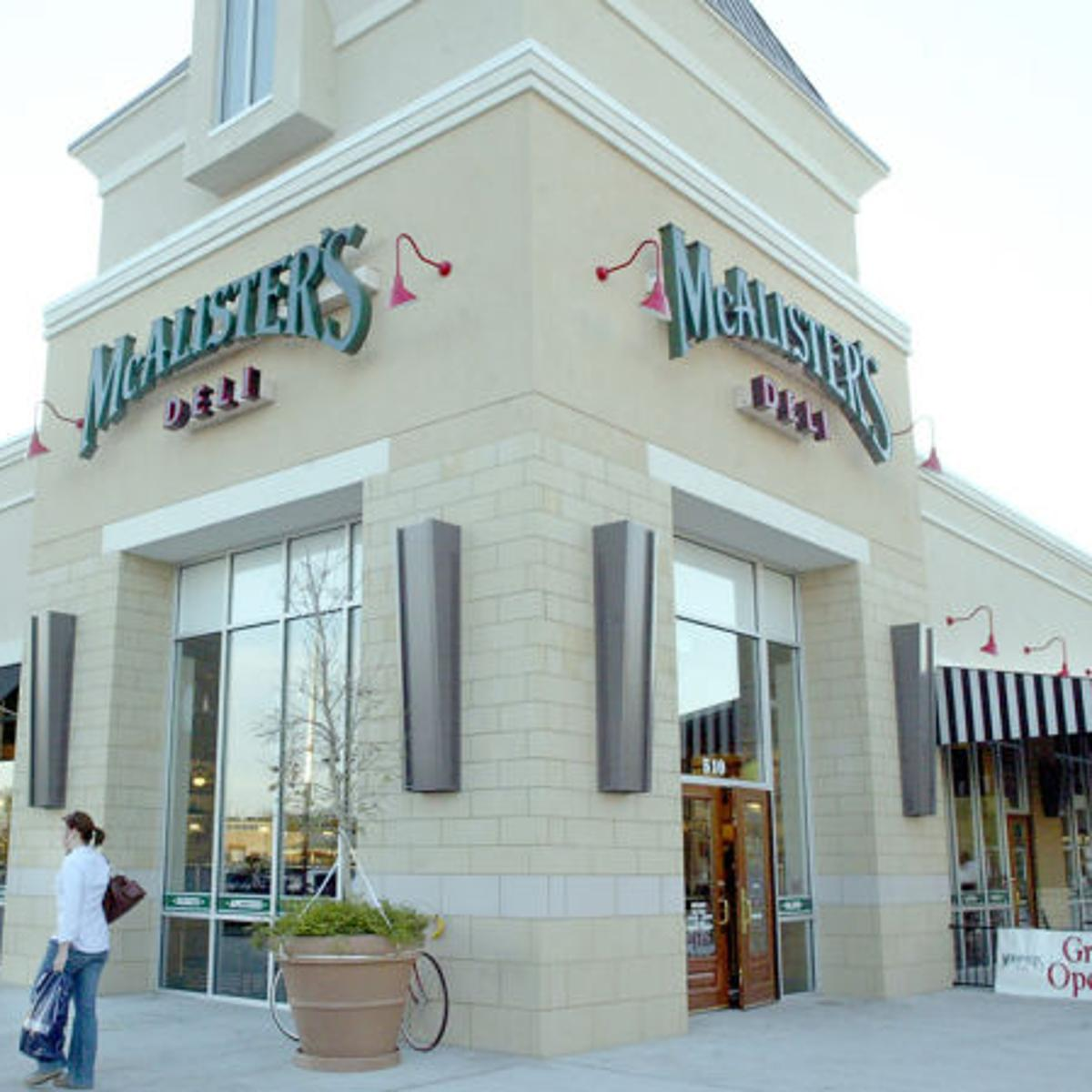 McAlister's Deli joins Colonial Mall Valdosta | Business