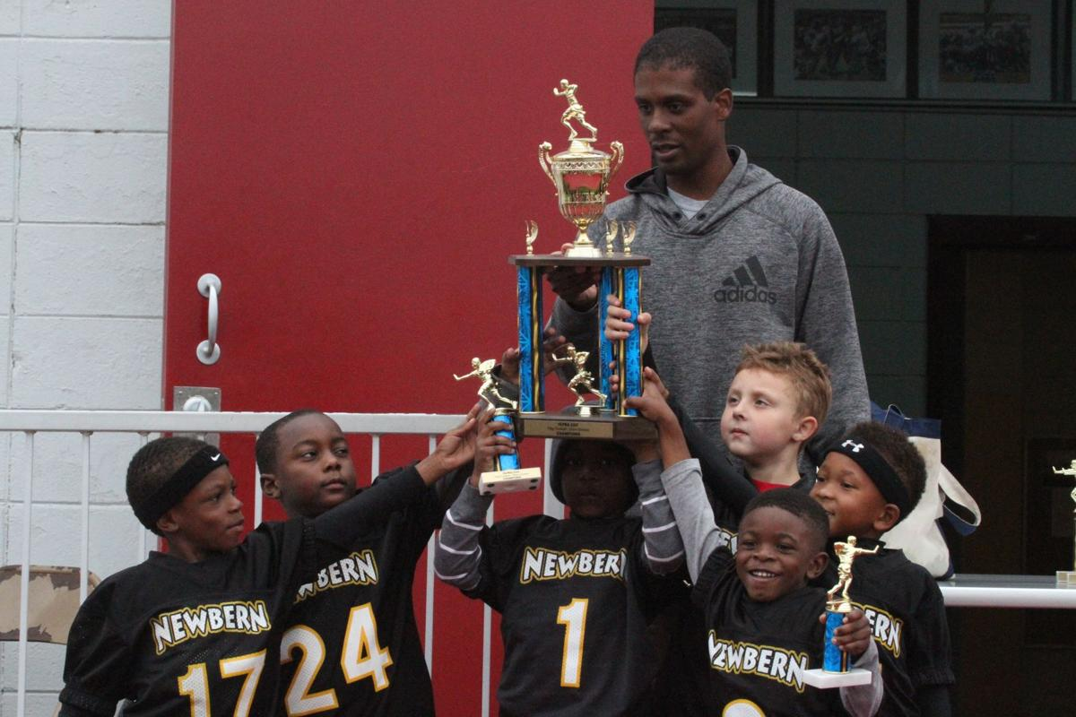 VLPRA youth football growth on display at title games