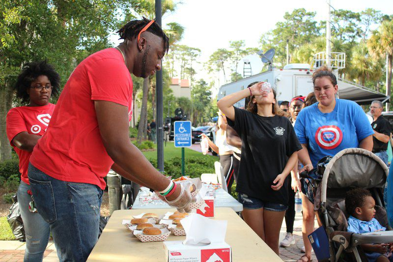National Night Out: Police, people unite at VSU